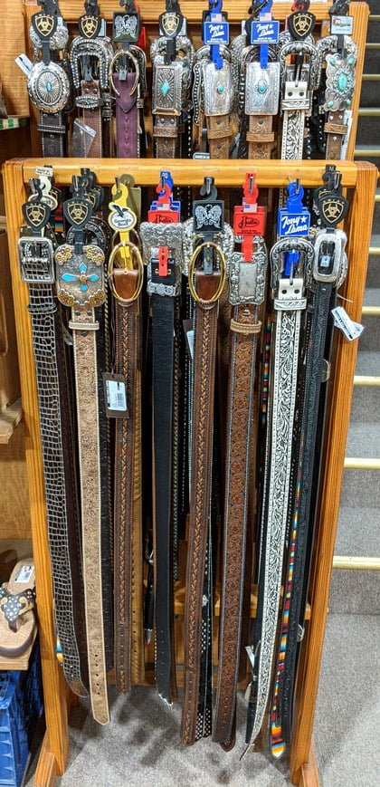 Womens-Western-Belts-@-Sunset-Feed-Miami