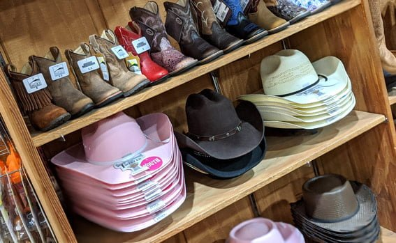 childrens-western-hats-and-boots-@-sunset-feed-miami
