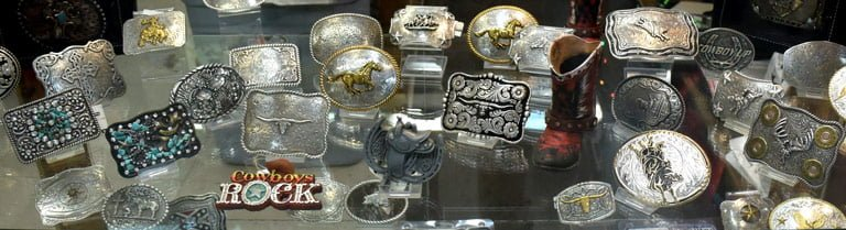 western-belt-buckles-@-sunset-feed-miami