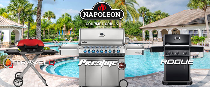 Napoleon Gourmet Grills @ Sunset Feed Miami