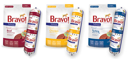 Bravo Balance raw diet for dogs @ Sunset Feed Miami
