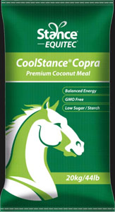 CoolStance Copra Coconut Low Glycemic Horse Feed @ Sunset Feed Miami