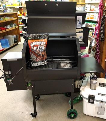 Daniel Boone Wifi Green Mountain Grill with Pellets