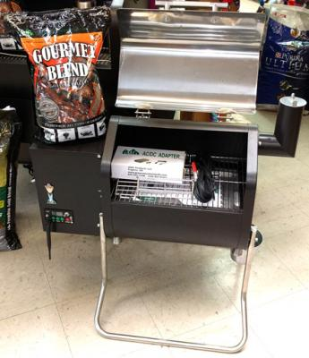 Davy Crockett Green Mountain Grill with Accessories & Pellets