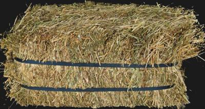 T & A Compressed Hay