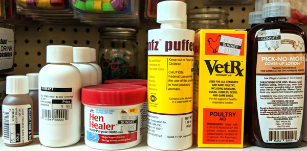 poultry-medications