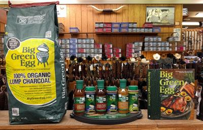Charcoal, Barbecue Sauces & Seasonings