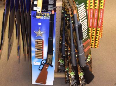 Western Toy Shotguns
